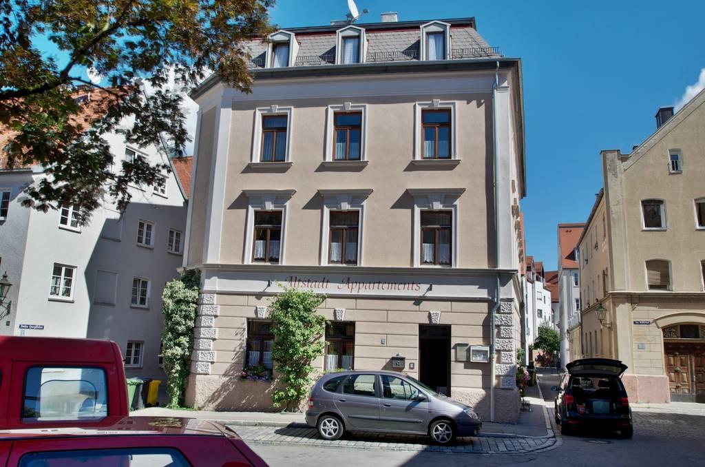 Altstadt-Appartements-Augsburg